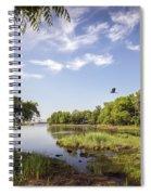 Orchard Beach Spiral Notebook