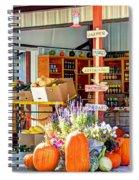 Orchard Valley Market Spiral Notebook