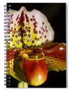 Orchid 130 Spiral Notebook