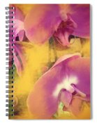 Orchid Dream Spiral Notebook