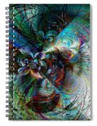 Orchid Dreams Spiral Notebook