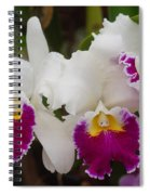 Orchids 198 Spiral Notebook