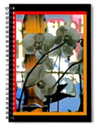 Orchids For A Lady Spiral Notebook