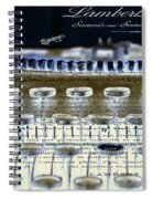Ordering Cheese 2 Spiral Notebook