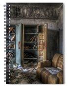 Orderly Office  Spiral Notebook