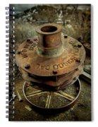 Ore Crusher Spiral Notebook
