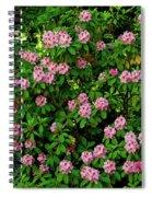 Oregon Azaleas Spiral Notebook
