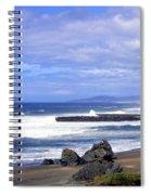 Oregon Breakers Spiral Notebook