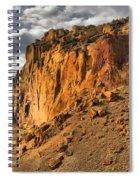 Oregon Climbers Paradise Spiral Notebook