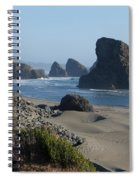 Oregon Coast 1 Spiral Notebook