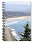 Oregon Coast View Spiral Notebook