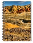 Oregon Landscape Spectacular Spiral Notebook