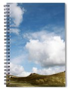 Oregon Trail Country Spiral Notebook