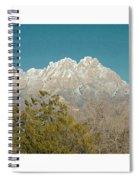 Organ Mountain Wilderness Spiral Notebook