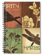 Organic Nature 2 Spiral Notebook