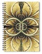 Organic Texture Spiral Notebook