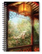 Orient - Lamp - Simply Chinese Spiral Notebook