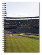 Oriole Park At Camden Yards Spiral Notebook