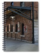 Oriole Park Box Office Spiral Notebook