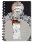 Orioles 60 Yr Anniversary Spiral Notebook