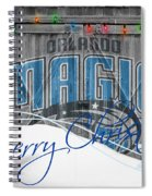 Orlando Magic Spiral Notebook