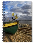 Orlowo Spiral Notebook
