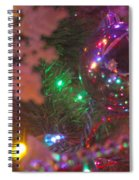 Ornaments-2090 Spiral Notebook