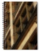 Ornate Facade Spiral Notebook