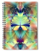 Ornate Spiral Notebook