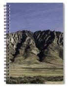 Orovada Sawtooth Spiral Notebook