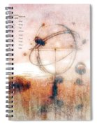Orrery Spiral Notebook