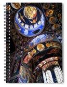 Orthodox Church Interior Spiral Notebook