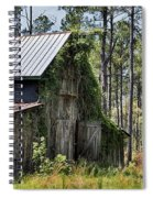 Orton Plantation Barn Spiral Notebook