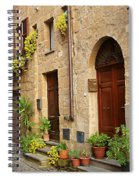 Orvieto Homes Spiral Notebook