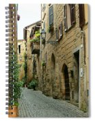 Orvieto Lane Spiral Notebook