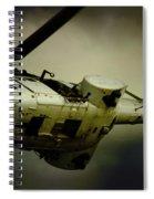 Oryx Turn Spiral Notebook