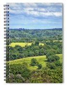 Osage County Lookout Spiral Notebook