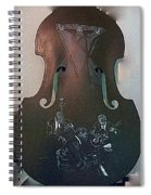 Oscar Peterson Trio Spiral Notebook