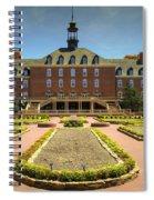 Osu Student Union Spiral Notebook