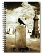 Otherworldly Spectrum Spiral Notebook