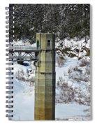Otter Brook Dam Spiral Notebook