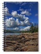 Otter Point Afternoon Spiral Notebook