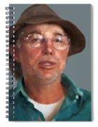 Otto Kilcher Spiral Notebook
