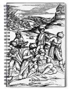 Ottoman Surgery, 1573 Spiral Notebook