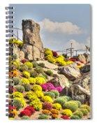 Ott's Greenhouse - Schwenksville - Pa Spiral Notebook