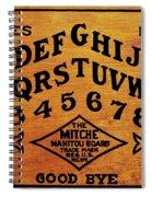 Ouija Board 1 Spiral Notebook
