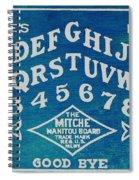 Ouija Board 2 Spiral Notebook