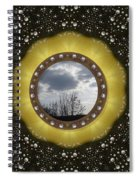 Our Earth Our Mother Pop Art Spiral Notebook