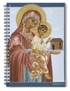 Our Lady Of Loretto 033 Spiral Notebook