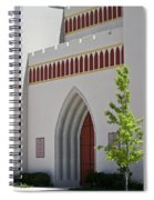 Our Lady Of The Atonement Church Spiral Notebook